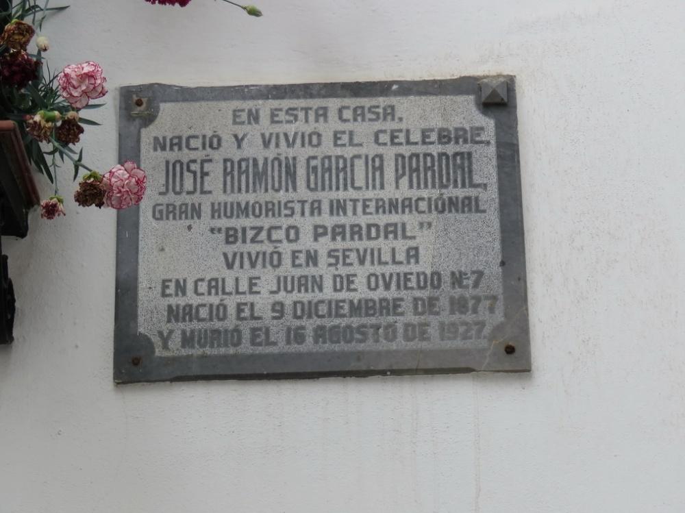 Calle Bizco Pardal