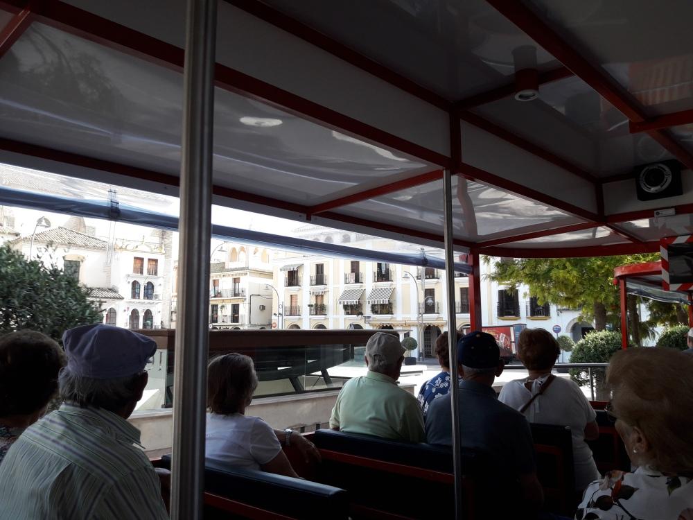 Tranvía turístico de Écija