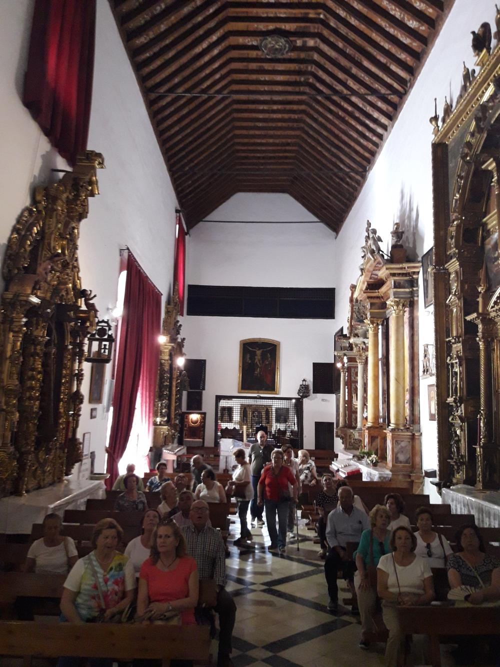 Iglesia conventual Santa Florentina