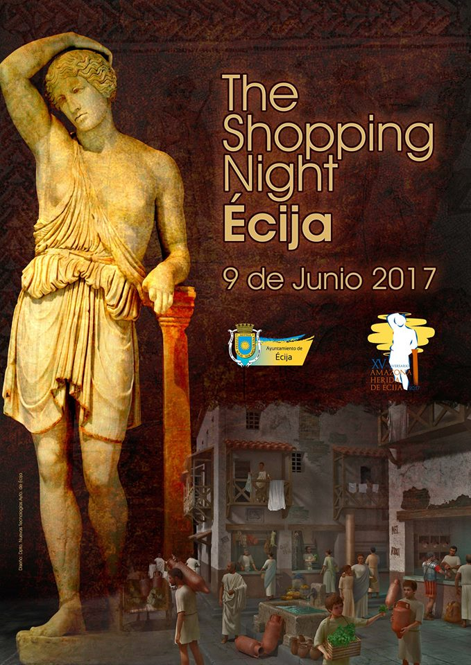 the shopping night